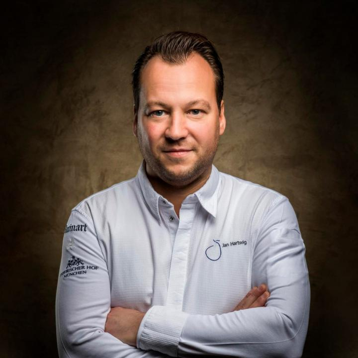 Chef Jan Hartwig present at Fine Wines & Food Fair 2019